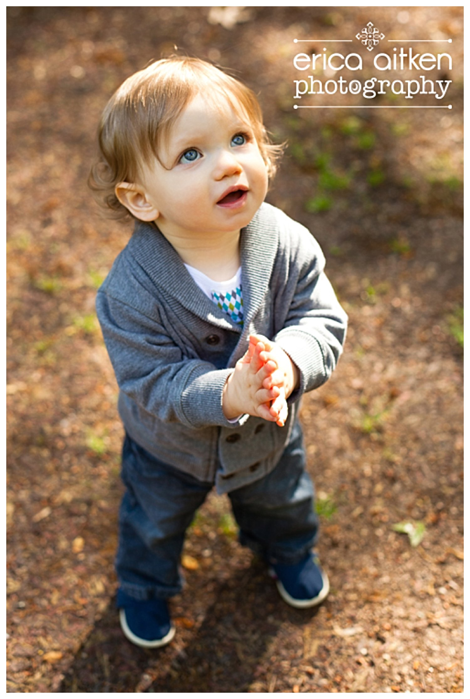 Atlanta Baby Photography Luke Is 1 Beaverbrook Park Atlanta Ga